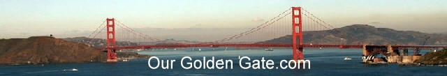 Golden Gate Banner