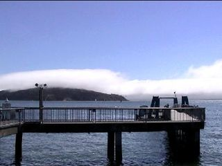 Ferry Pier in Sausalito
