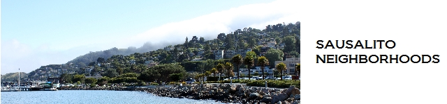 A guide to the neighborhoods of Sausalito, with links to every restaurant in each part of town