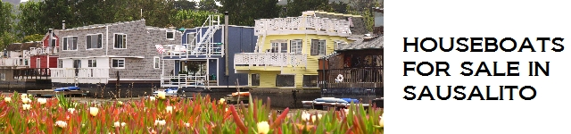 Houseboats for Sale in Sausalito