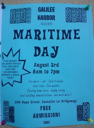 Galilee Harbor Maritime Day 2013