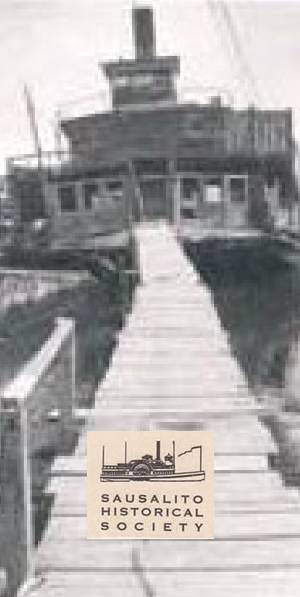 Learn about the important work of the Sausalito Historical Society