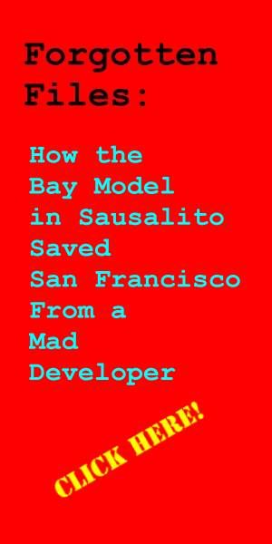 Learn the little-known story of how the US Army Corps of Engineers created the Bay Model in Sausalito to prove that a plan for the development of San Francisco Bay was worthy of a Bond Villain!