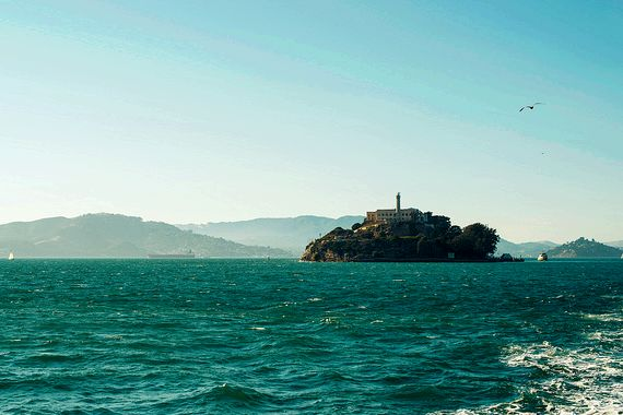 Alcatraz by Chase Elliott