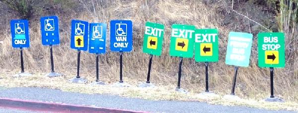 SAF Signs